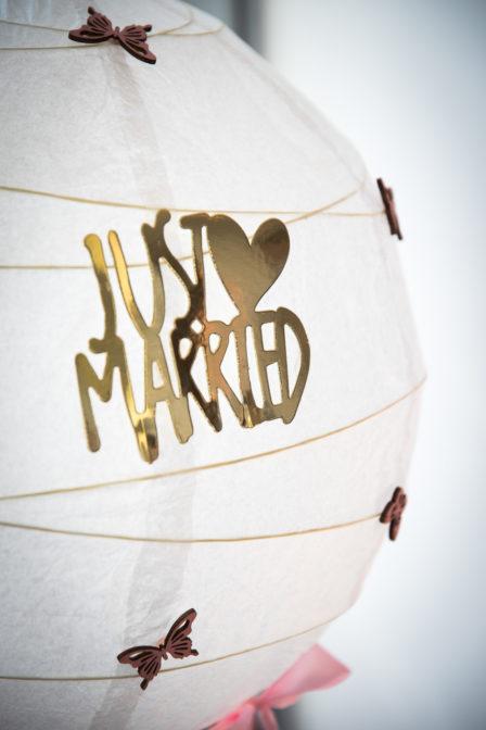 just married hochzeitsfotografie on location