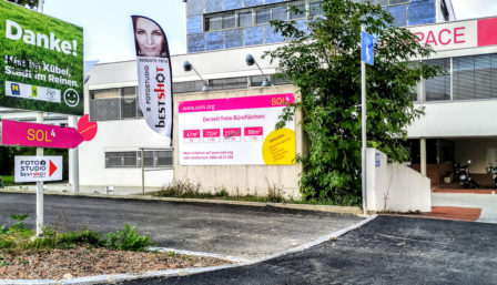 Übersichtsfoto vom Firmenstandort Bestshotphotography- Sol4