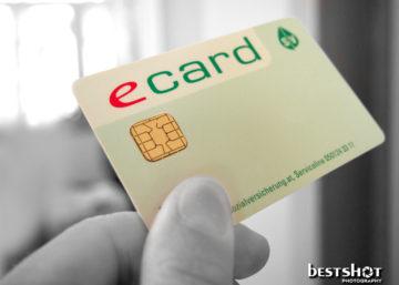 e card