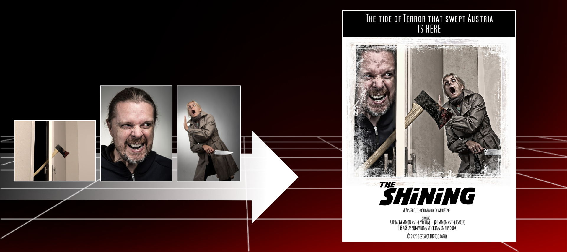 composing zum Filmthema The Shining
