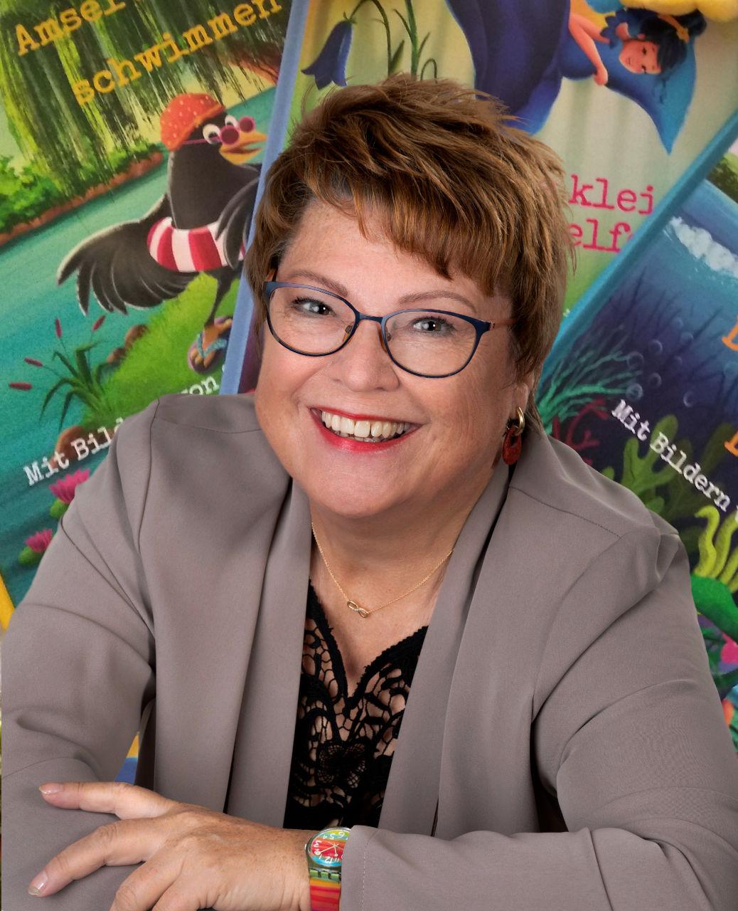Barbara Bilgoni Schriftstellerin und Kinderbuch-Autorin